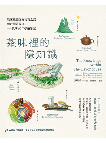 THE KNOWLEDGE WITHIN THE FLAVOR OF TEA: THE MYSTERIOUS SUBSTANCES WITHIN THE FLAVOR OF TEA AND ITS STORIES